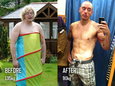 CoFit Personal Training Southport before-after